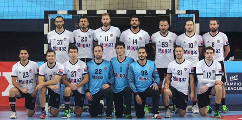 Chekhovskie Medvedi-Beşiktaş Mogaz: 27-29