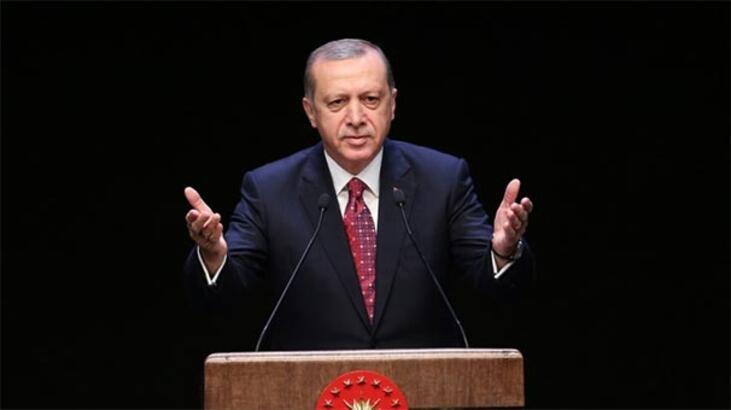 Cumhurbaşkanı Erdoğan'dan 10 Muharrem mesajı