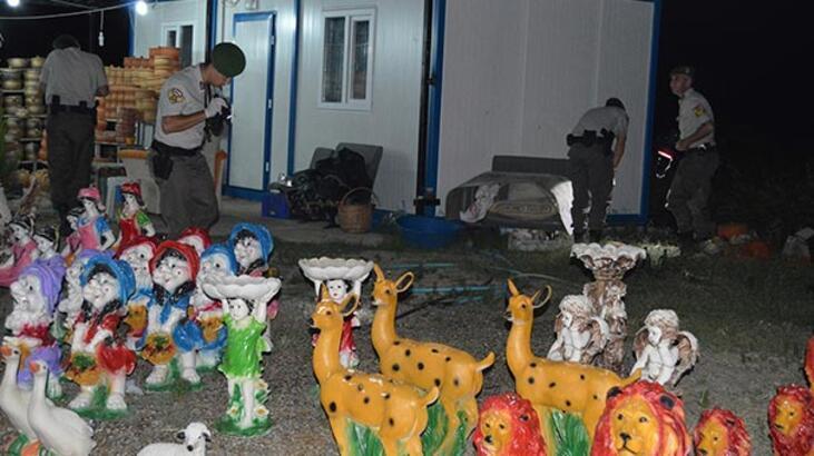 Turgutlu'da vahşi cinayet