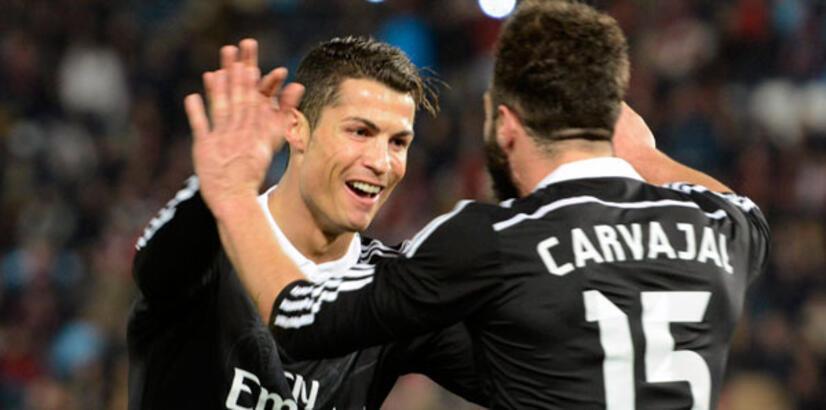 Real Madrid puan farkını açıyor!