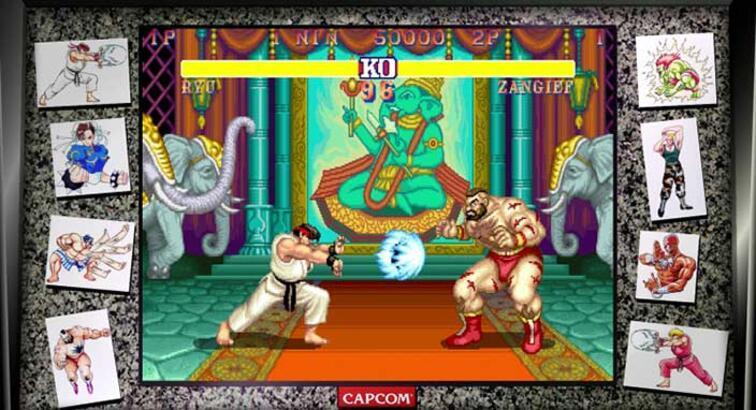 Street Fighter'ın 30. yılı şerefine özel bir paket geliyor