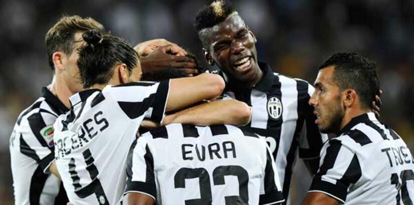 Juventus ve Roma kayıpsız!
