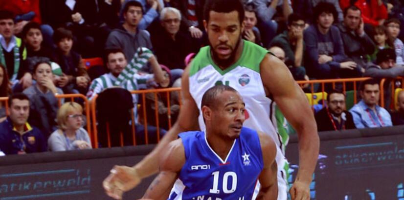 Torku Konyaspor: 64 - Anadolu Efes: 74