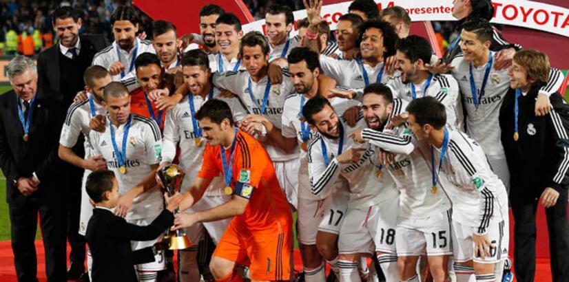 Real Madrid maç eksiğine rağmen lider!