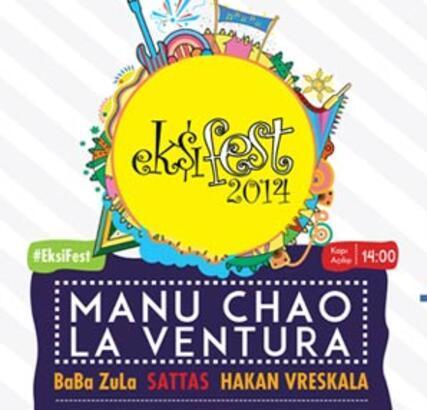 Manu Chao Life Park'ta