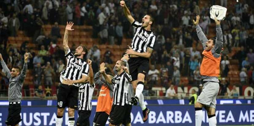 Juventus tam gaz!