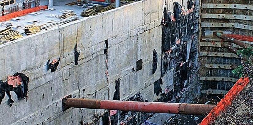 Galatasaray'da inşaat muamması