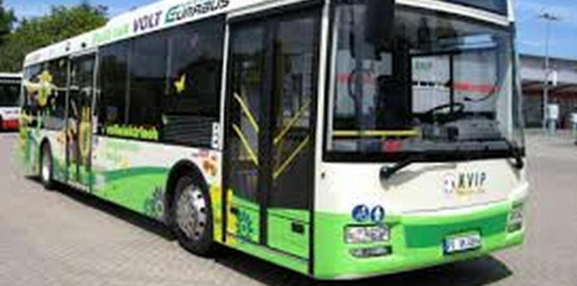 Elektrikli otobüs için adım atılıyor