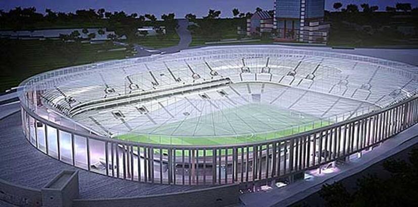 Vodafone Arena'dan 100 Milyon TL