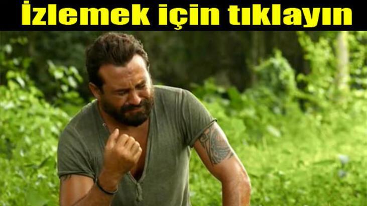Ahmet Dursun gözyaşlarına boğuldu