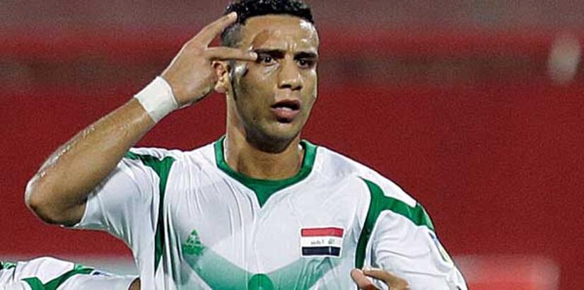 Ali Adnan Granada takımıyla sözleşme imzalıyor