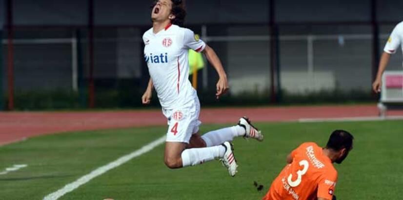 Antalyaspor-Adanaspor: 0-1