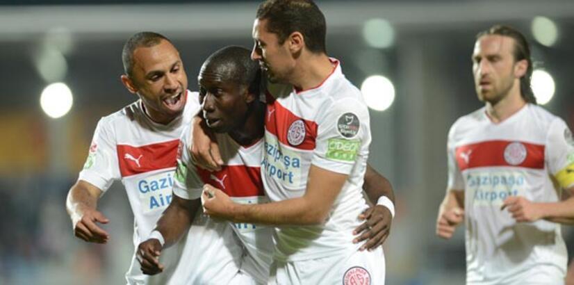 Antalyaspor galibiyeti hatırladı