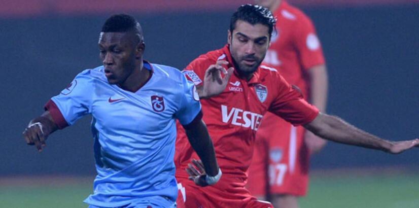 Manisaspor Mustafa Sarp ile yollarını ayırdı!