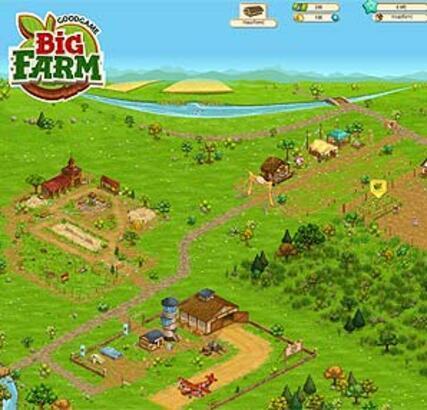Big Farm tamamen yeniden tasarlandı