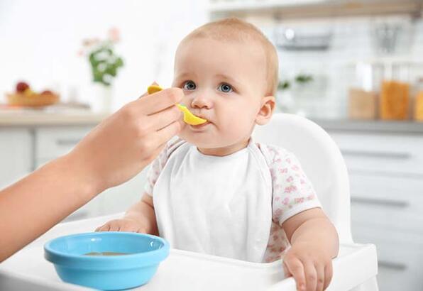 7 aylık bebek ne yemeli?