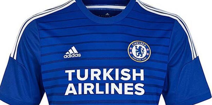 Türk Hava Yolları ve Chelsea sponsorluk anlaşması imzaladı