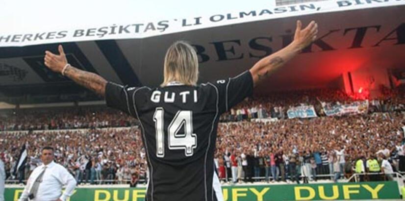 Guti Beşiktaş'a geri dönmek istiyor!