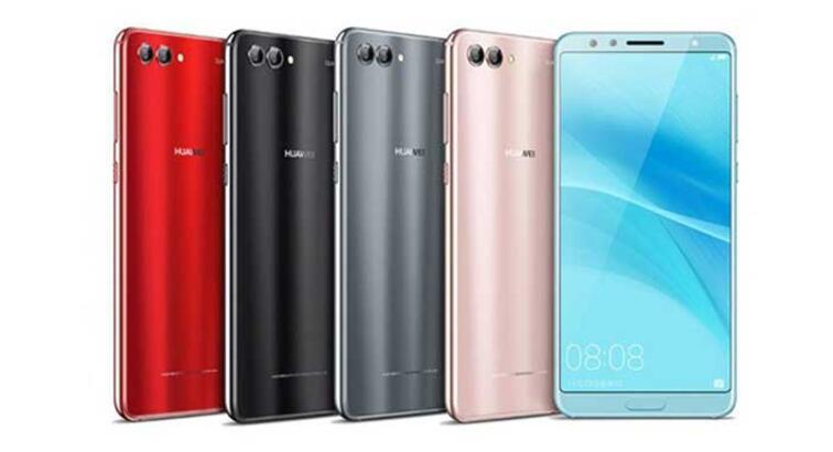 Huawei'nin dört kameralı telefonu Nova 2S duyuruldu