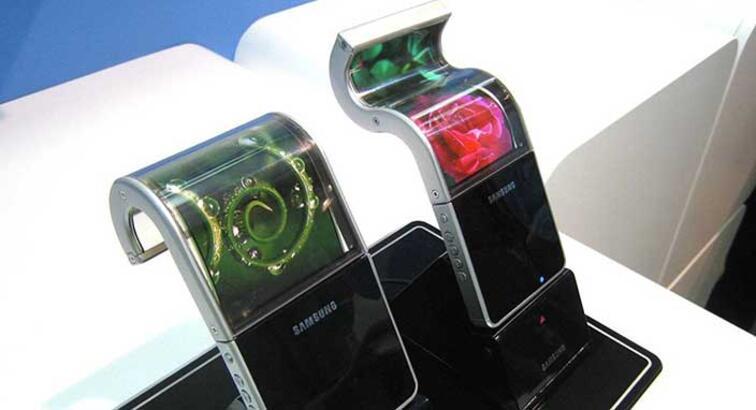 Samsung'un katlanabilir telefonu Galaxy X sınırlı sayıda üretilecek