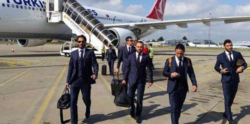 Galatasaray, Londra'da