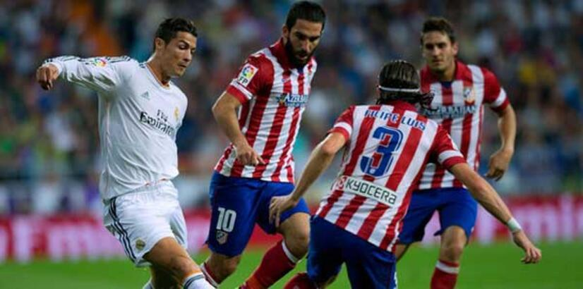 Atletico Madrid - Real Madrid: 2-2