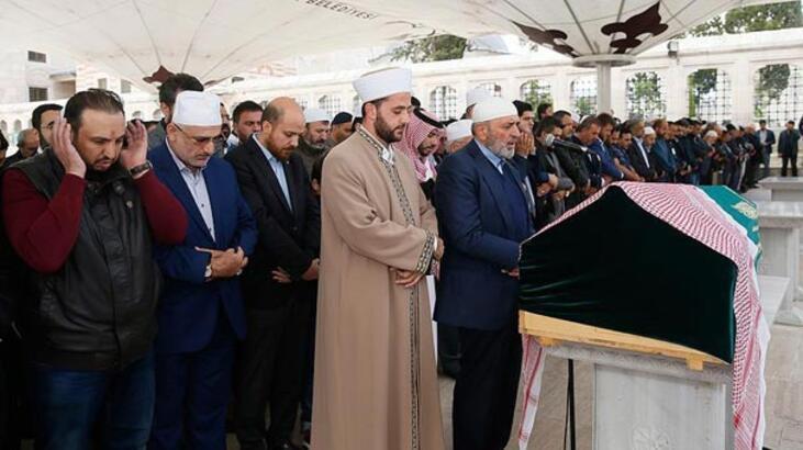 İslam alimi Kubeysi son yolculuğuna uğurlandı
