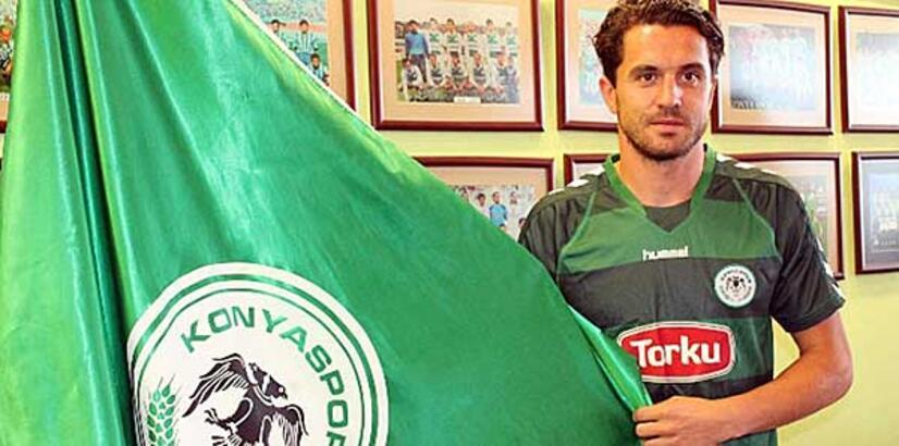 Konyaspor'da Rangelov'un bileti kesildi!