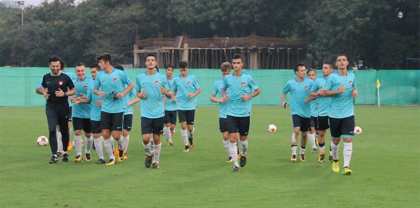 Ümit Milli Futbol Takımı, Macaristan'ı konuk edecek