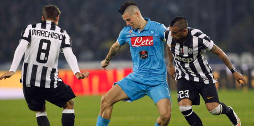 Napoli - Juventus: 1-3