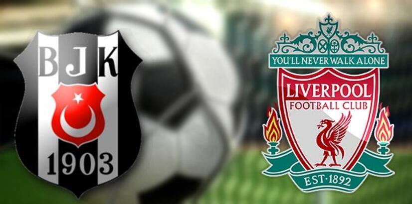 Beşiktaş Liverpool maçı ne zaman saat kaçta hangi kanalda?