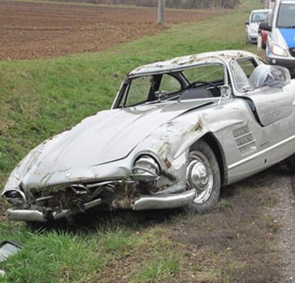 1 milyon dolarlık kaza