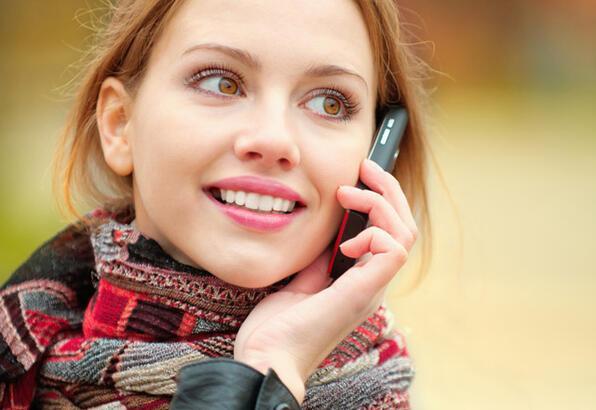 Cep telefonu kadınları daha fazla etkiliyor