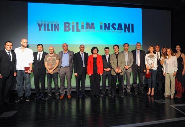2014 Genç Bilim İnsanı Ödülleri seçiliyor