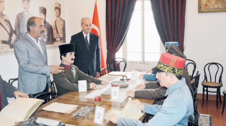 'Mudanya, Cumhuriyet'e giden yolun zafer  duraklarından biridir'
