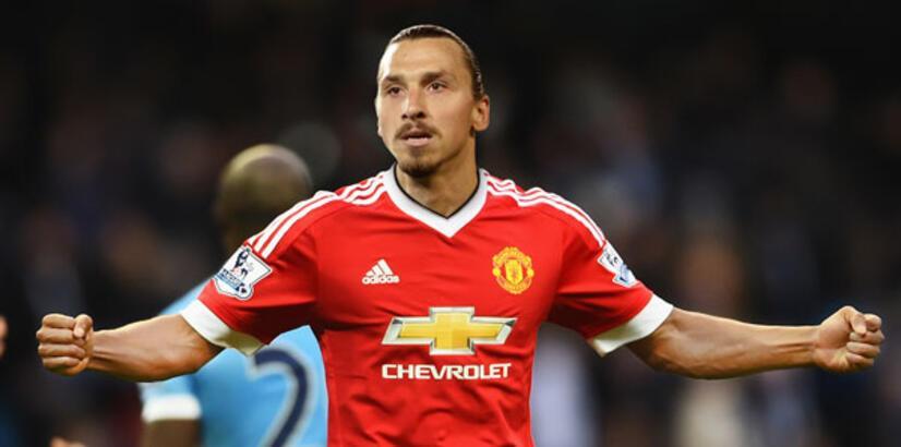Zlatan Ibrahimovic, G.saray maçı kadrosunda yer aldı