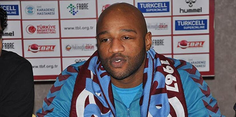 Khalid El Amin Trabzonspor'da