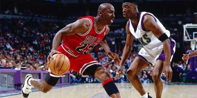 Michael Jordan için şok iddia