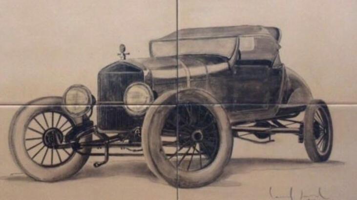"""""""Sırlar ve Otomobiller"""" sergisi açılıyor"""