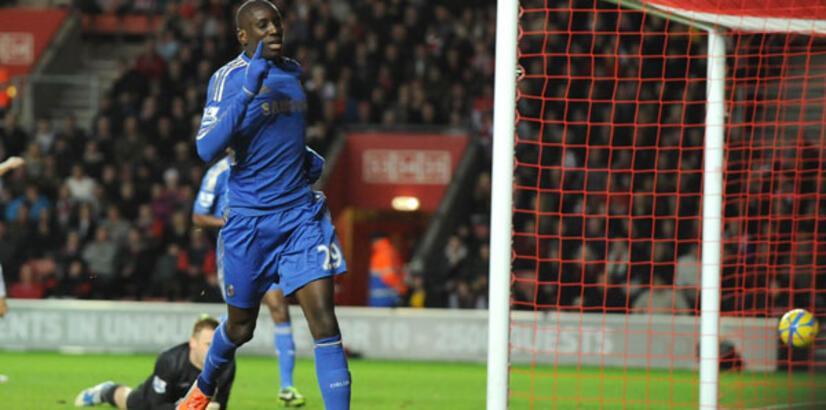 Demba BA attı, Chelsea kazandı!