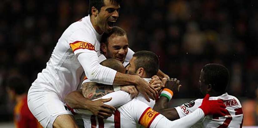 Galatasaray Real Madrid maçı saat kaçta?