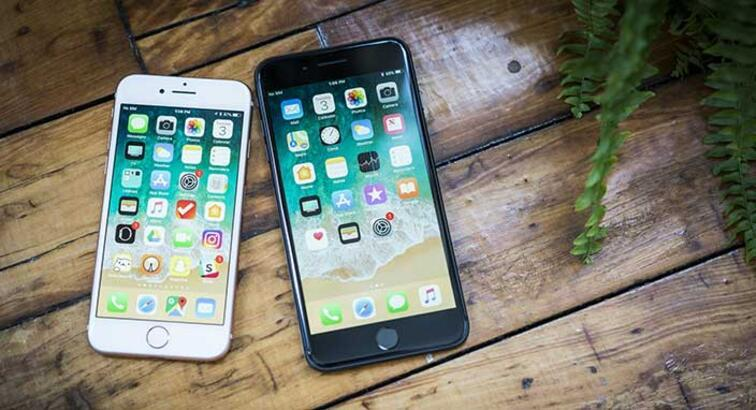 iPhone 8 Plus ve iPhone 7 Plus'ın kameraları karşı karşıya