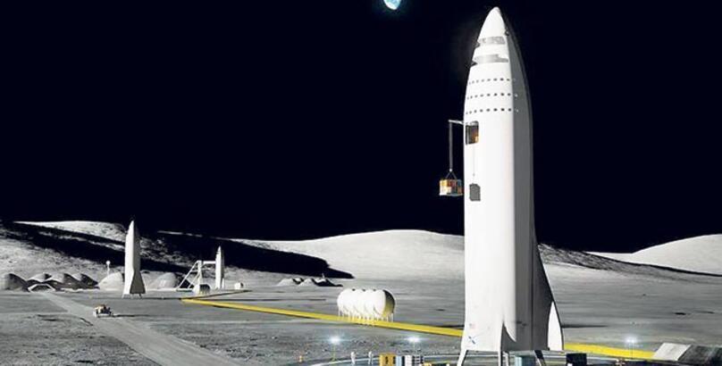Ay'a geri dönüyoruz!