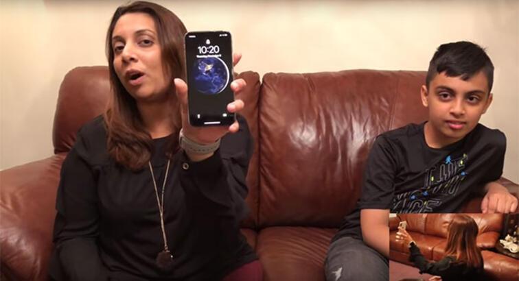 iPhone X'teki Face ID kilidini 10 yaşındaki çocuk kolaylıkla atlattı
