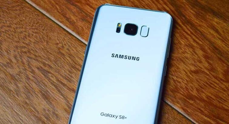 Samsung, Galaxy S9'un arka panelini çok değiştirecek