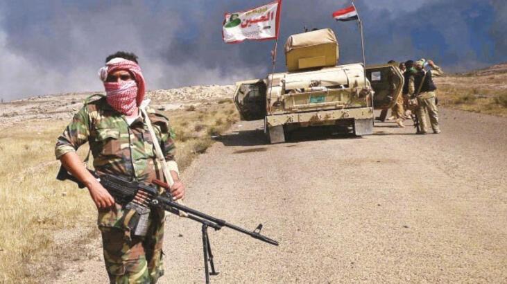 Son dakika... Barzani'yi büyük korku sardı! 50 bin kişilik ordu harekete geçti!