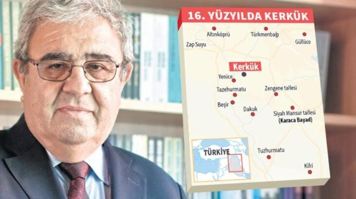 Malazgirt öncesi Kerkük Türkleşti