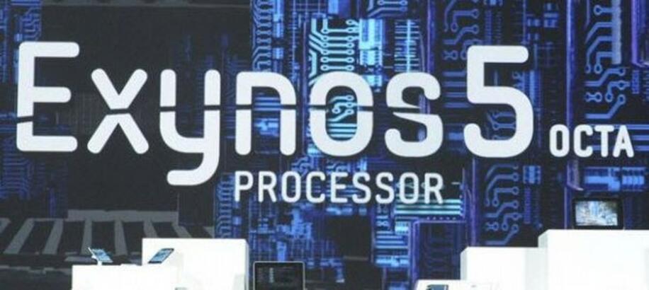 Samsung, 8 çekirdekli cep işlemcisini tanıttı