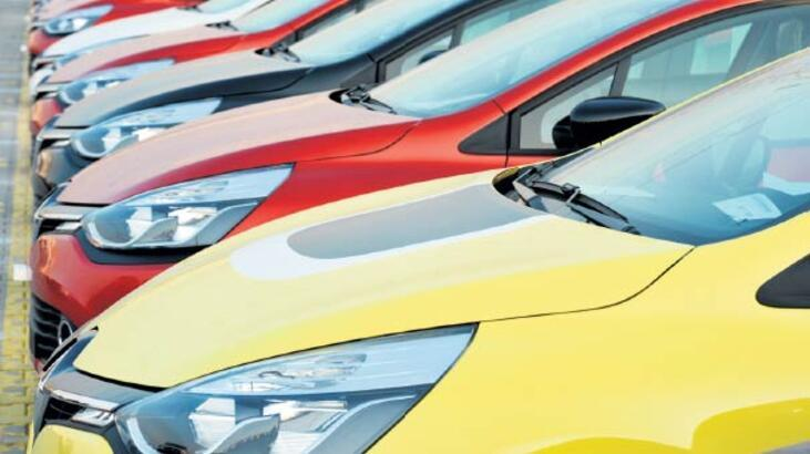 Temmuzda 58 bin araç satıldı