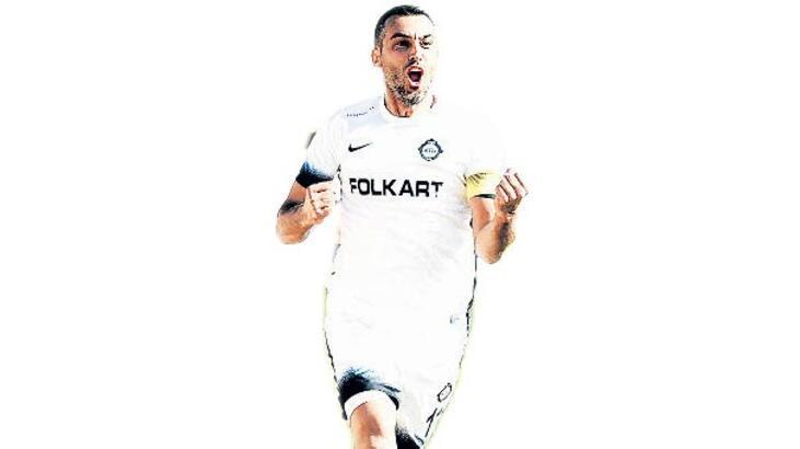 Kaptan Uluç'tan gol sözü!